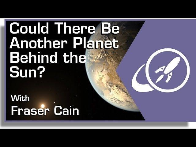 Bolehkah Ada Satu Lagi Planet Di Sekitar Matahari?