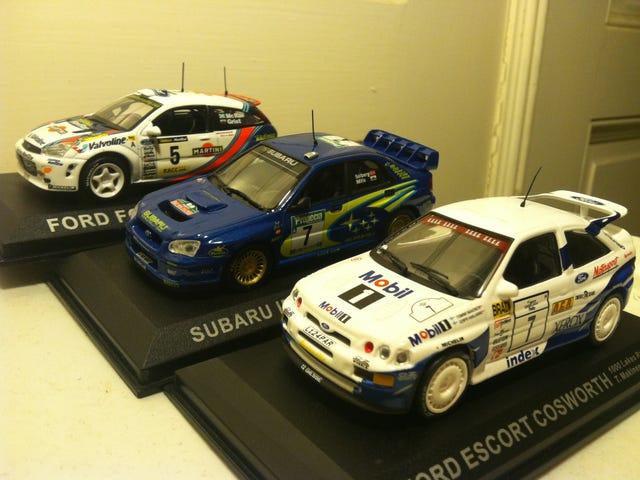 Τα βραβεία Fantasy WRC έφθασαν σήμερα!