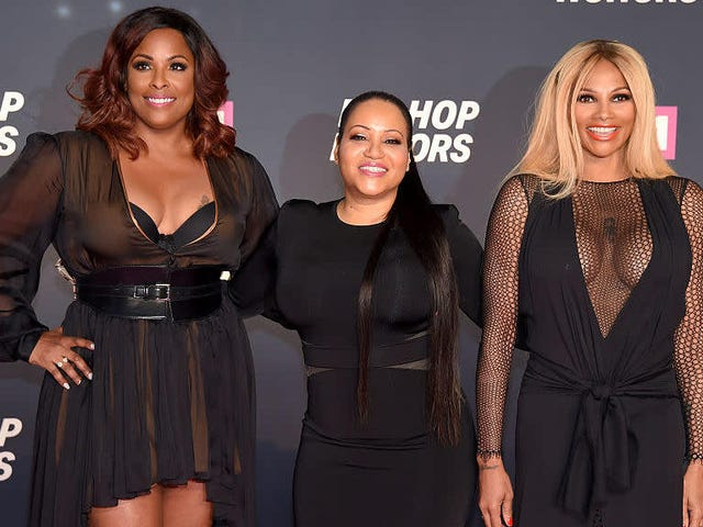 After More than 30 Years of Music, DJ Spinderella Says Salt-N-Pepa Fired Her