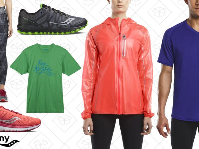 Plan to Hit The Pavement With Extra Discounts From Saucony