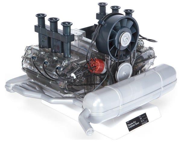 Motoren Montag: Kurbelwell, Kolben, Ventile... Alles bewegt sich!