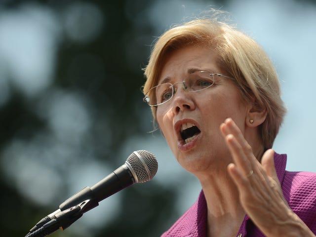 Elizabeth Warren Says What We're All Thinking