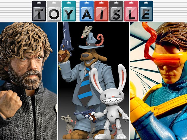 Cyclops' Best Design Gets a Great Figure, and More Xcellent Toys of the Week