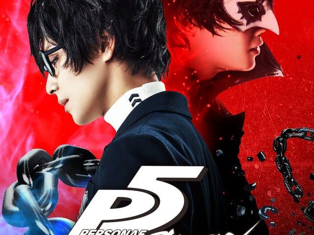 Persona 5 zmienia się w sztukę sceniczną