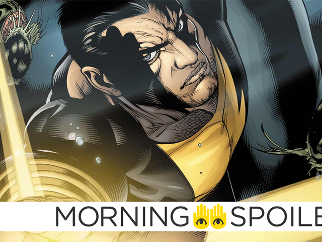 The DCEU Could Introduce Black Adam a Lot Sooner Than We Think