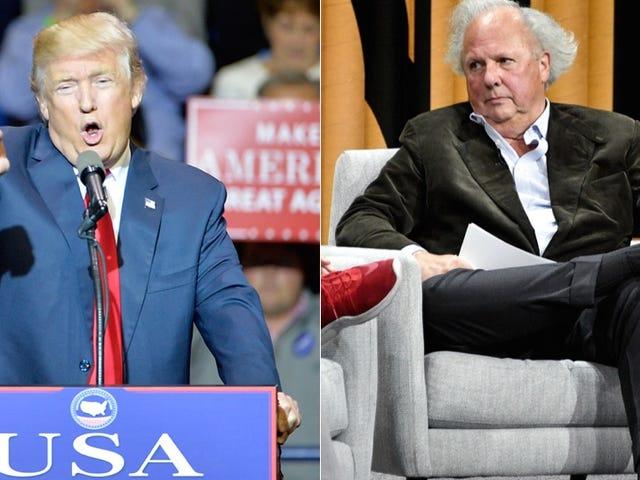 너는 결코 트럼프가 부정적인 Vanity Fair 어떻게 반응했는지 짐작할 수 없다. 그의 스테이크 하우스에 대한 검토
