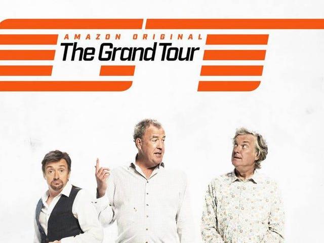 Μπαμ!  Πήρε τα εισιτήρια στο Grand Tour SoCal Taping (EDIT: Fuck.)