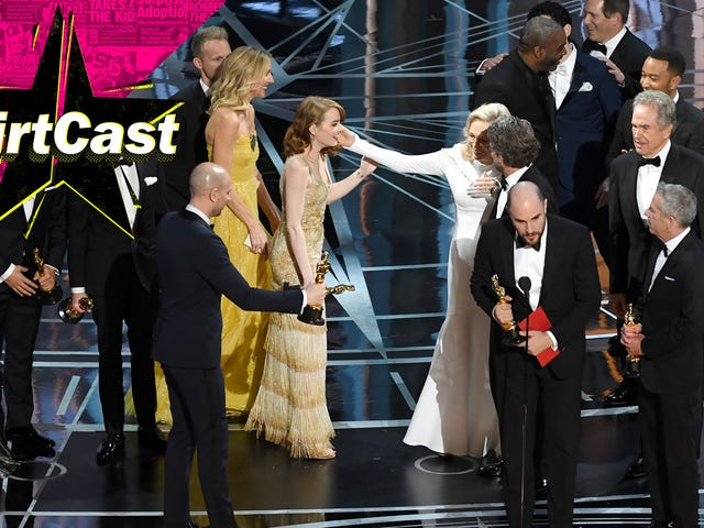 Is the 'Oscar Curse' Real, or Just More Fake News?