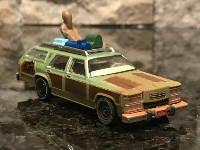 LaLD Car Week Day 4 1980'erne: The Wagon Queen Family Truckster