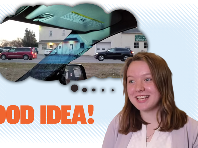 14-Year-Old Inventor Develops Clever Blind Spot Removal Tech