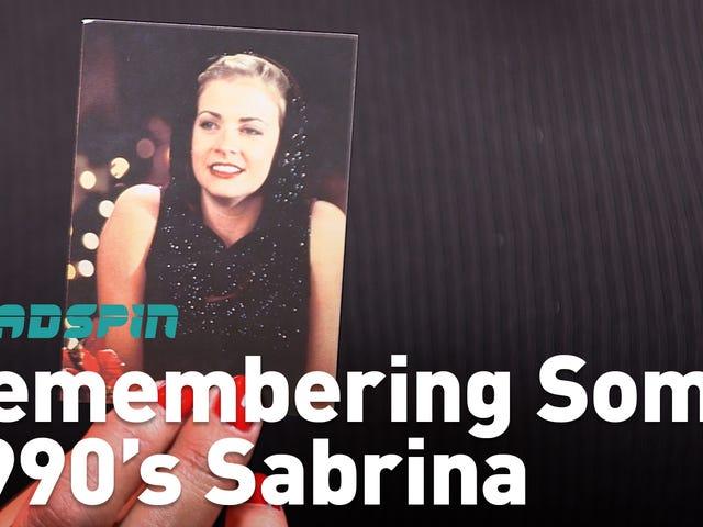Hadi bazı çocuklar hatırlayalım: Sabrina genç cadı