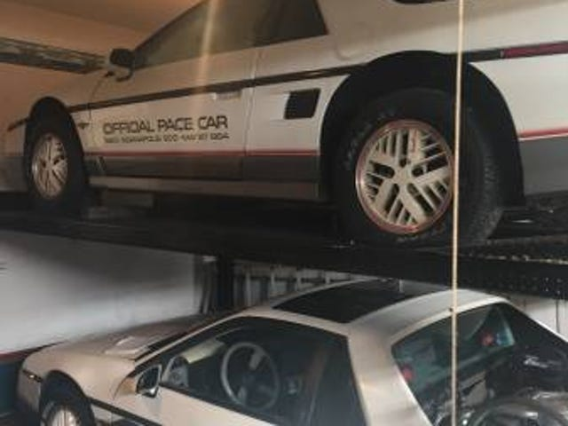 Anyone want a Fiero Pace car with 0 miles on it?