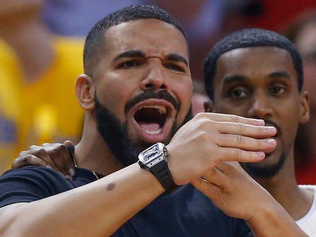 Dank Drake wissen wir jetzt mehr als jemals zuvor, was erotische Zeitmesser angeht.