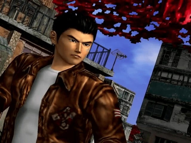 Nyren's Game Review: Shenmue -A Masterpiece Time Capsule