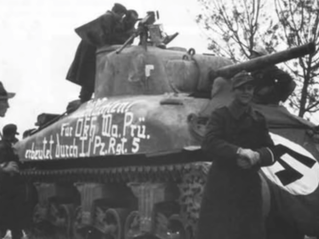 How Nazi Germany Used Stolen American Tanks In World War II