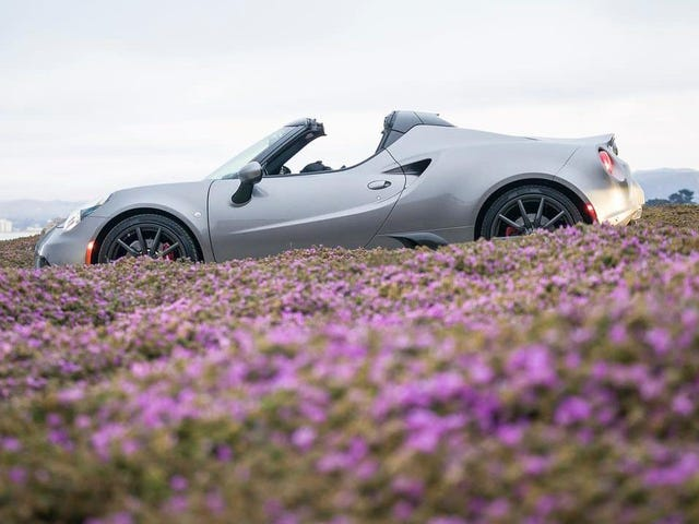 The Alfa Romeo 4C Is One Step Closer To Death
