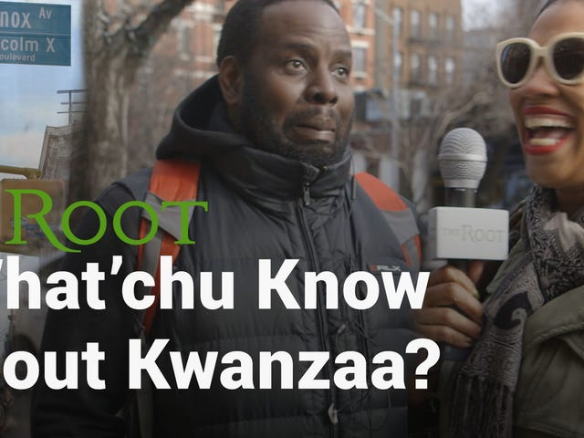 Watch: What Do You Know About Kwanzaa?
