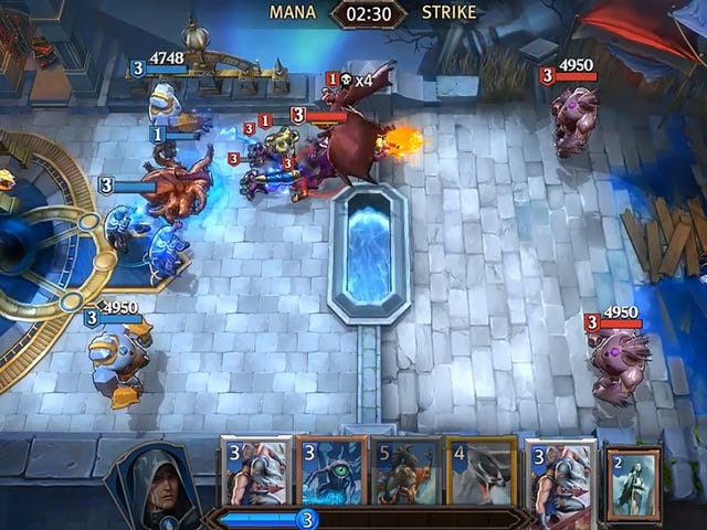 The Latest Magic: The Gathering Game Is A Decent Card-Based Tower Defense