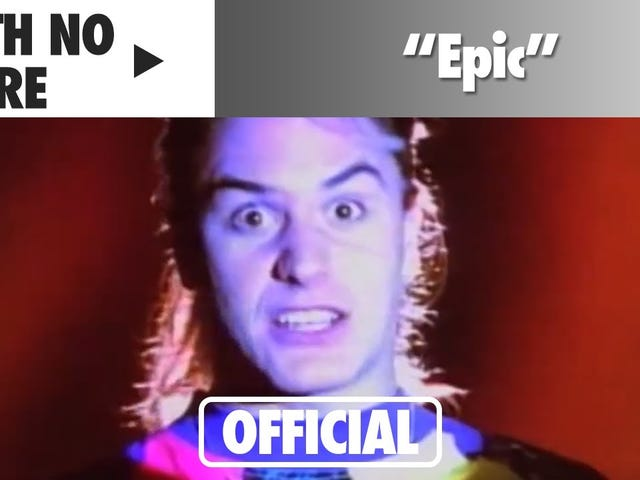 Faith No More -- 'Epic'