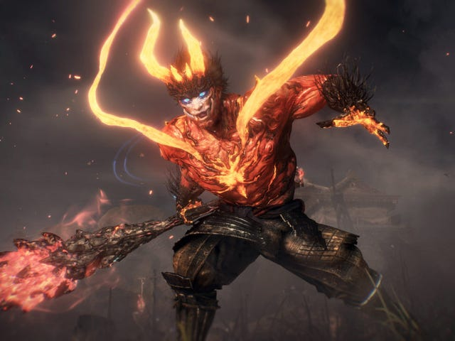 Nioh 2's inventory system is hot, glutted garbage