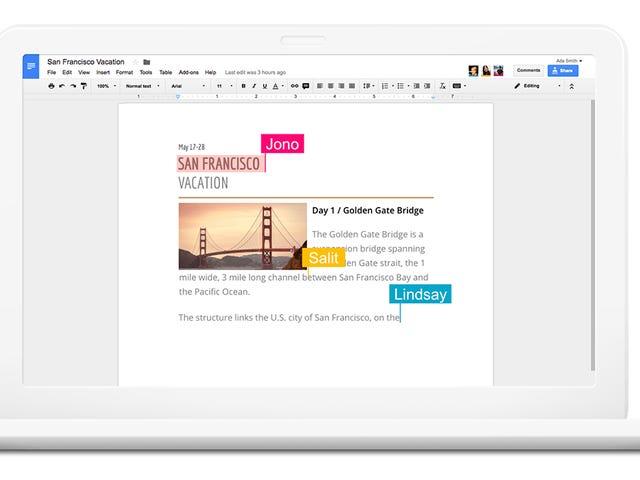 21 conseils pour que Google Docs, Sheets et Slides fonctionnent pour vous
