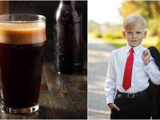 """Utah boy slings """"ice cold beer,"""" has police called on him"""