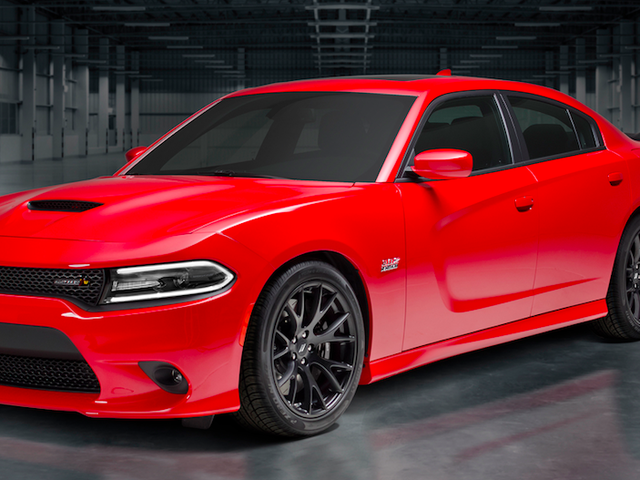 People Are Stealing Cars from Fiat Chrysler Again and This Time It's Dodge Chargers