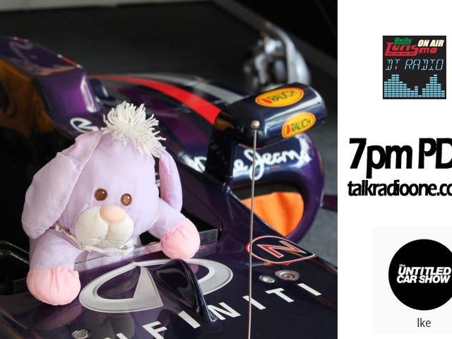 DT Radio Show Malam ini: Stef dari Jalopnik dan Ike dari Show Car Podcast Untitled
