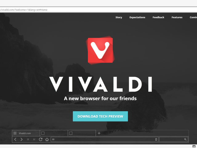 Vivaldi Browser: a Quick Look at the Opera Successor