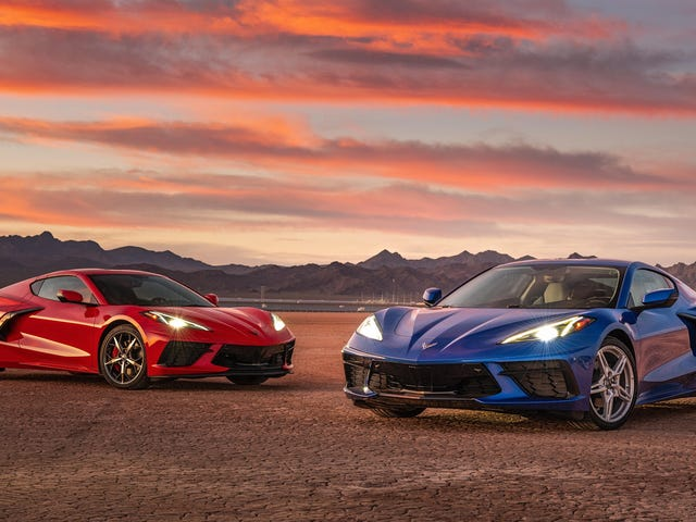 The $59,995 C8 Corvettes Are 'Virtually Non-Existent' At Dealers: Report