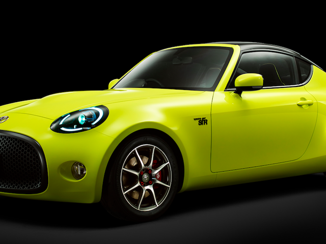 What the Hell Happened to the Toyota S-FR?