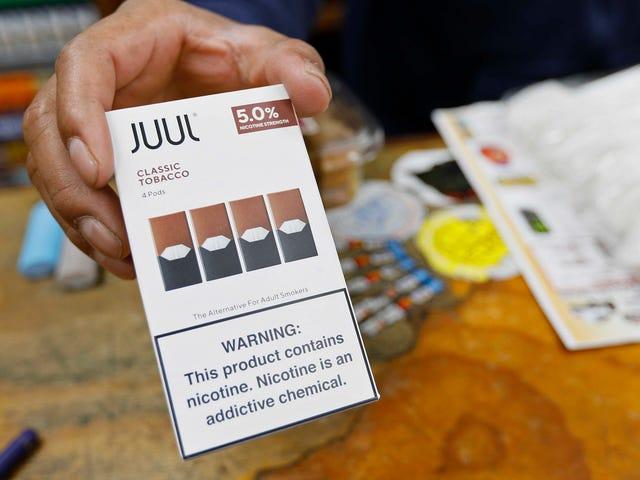 San Francisco Tetapkan untuk Meluluskan Ban Pertama-Jenis-Jenis Jualan E-Rokok