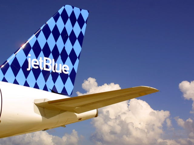 Як придбати квиток JetBlue за $ 44