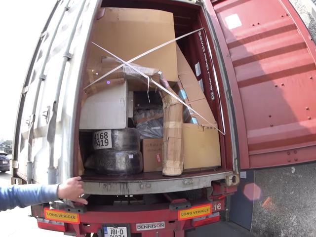 Cómo es trabajar en un importador de autopartes JDM