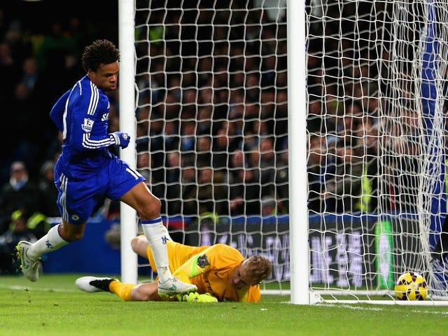 Título de la Premier League, todo casi terminado como Chelsea y City Draw