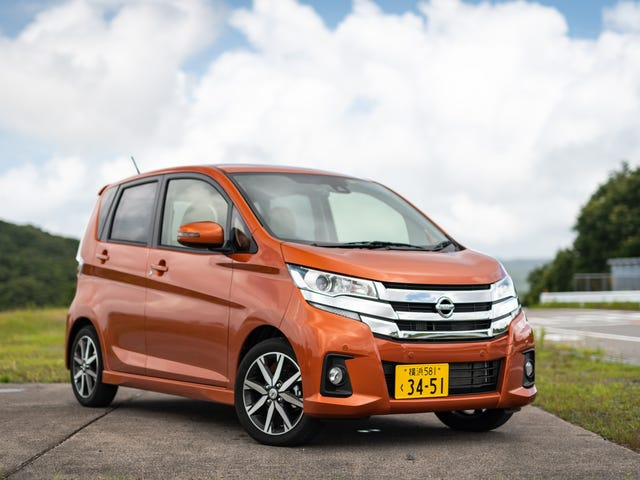 I Lived With a Japanese Kei Car for a Week and This Is What I Found Out