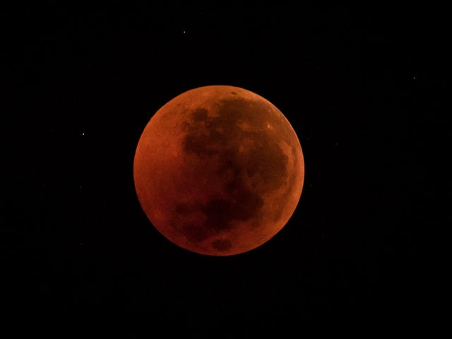 How to See Next Weekend's Total Lunar Eclipse