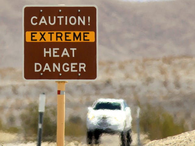 It Could Crack 120 Degrees in Death Valley as Extreme Heat Roasts Much of the U.S.