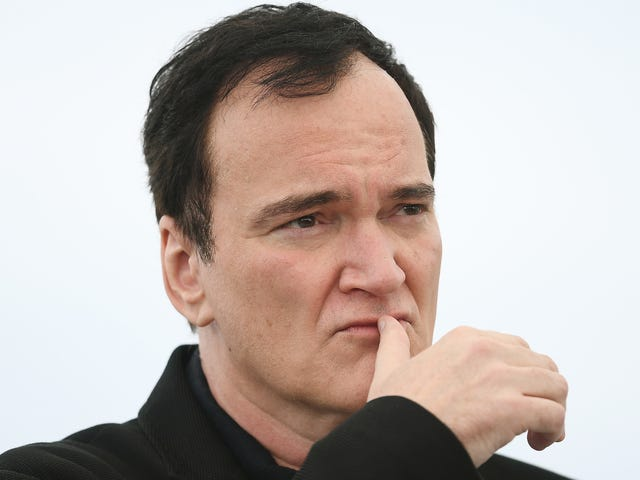 "Quentin Tarantino says that, actually, ""Pulp Fiction in space"" is exactly what his Star Trek movie will be"
