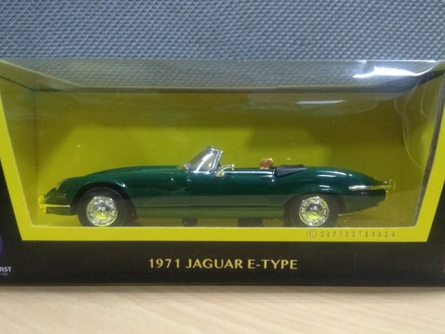 Mail Call - Whitley Wednesday with the '71 E-Type Convertible