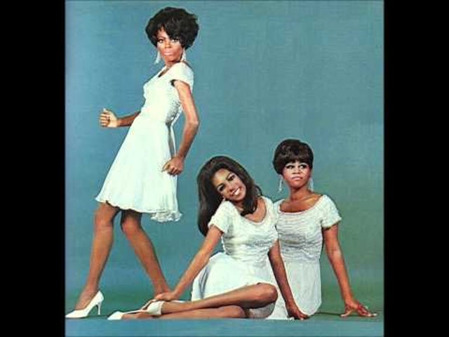 The Supremes -- 'You Can't Hurry Love'