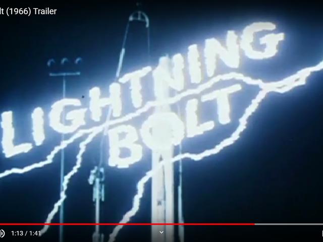लाइटनिंग बोल्ट (1966)