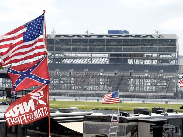 There Is No Place For Confederate Flags In NASCAR