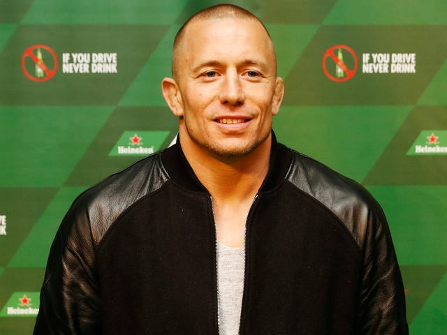 Georges St-Pierre, Others To Make Mysterious Announcement, Possibly About MMA Fighters Union