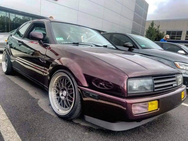 At $10,000, Could This 1993 VW Corrado SLC VR6 Finally Get its Due?