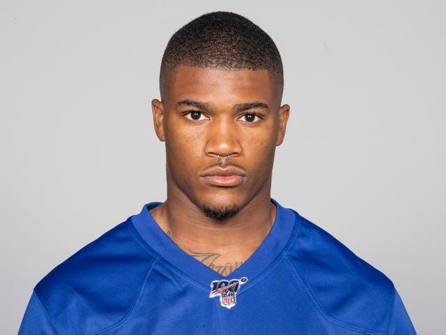 Report: Giants Safety Kamrin Moore Arrested For Stepping On Woman's Neck, Punching Her Unconscious