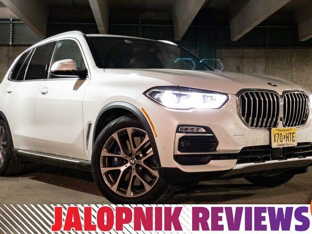 La BMW X5 2019, c'est à quoi devrait ressembler une voiture de luxe