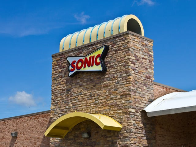 You can buy 10-lb. bags of Sonic's crunchy ice for 2 measly bucks