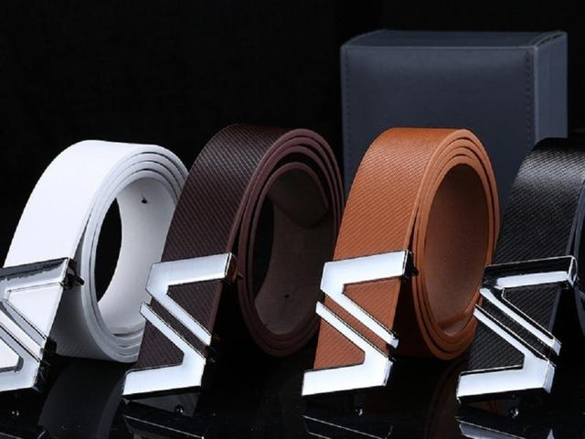 FREE MEN/WOMEN AUTOMATIC LEATHER BELTS