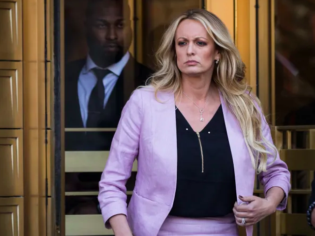 Stormy Daniels Is Suing the Ohio Police Officers Who Arrested Her Last Summer